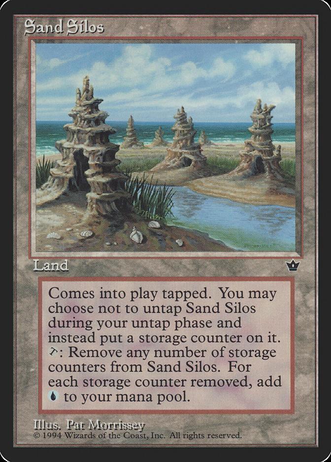 Sand Silos [FEM]