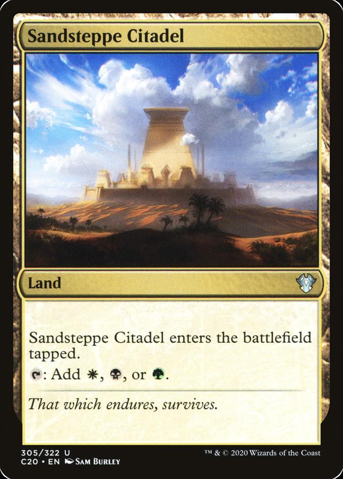 Sandsteppe Citadel [C20]