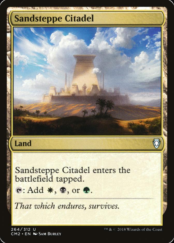 Sandsteppe Citadel [CM2]