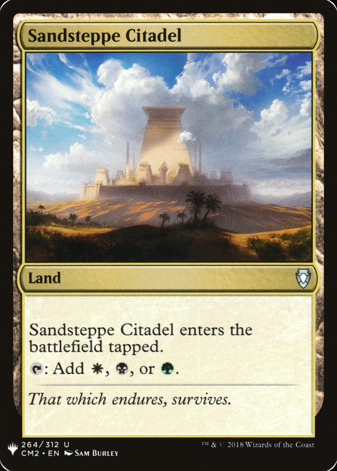 Sandsteppe Citadel [MB1]