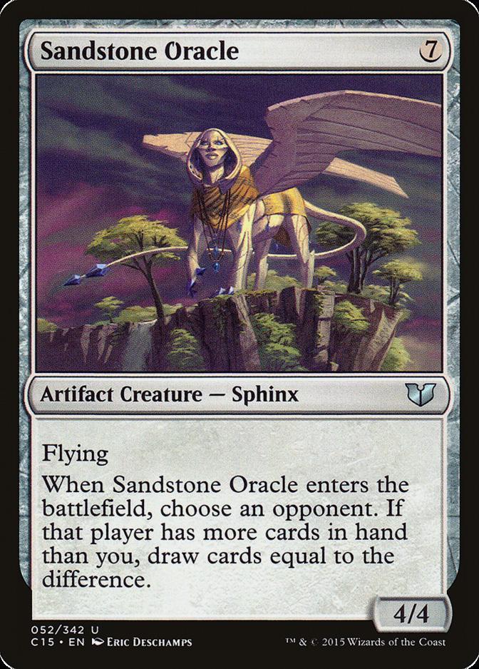 Sandstone Oracle [C15]