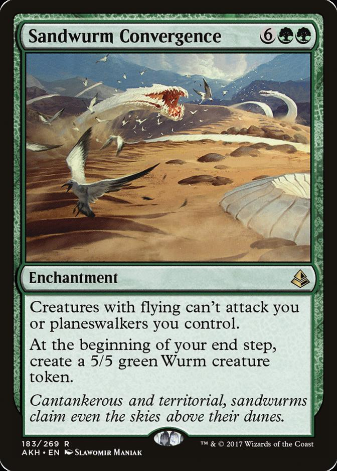 Sandwurm Convergence [AKH]