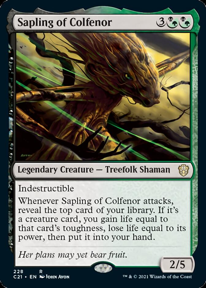 Sapling of Colfenor [C21]