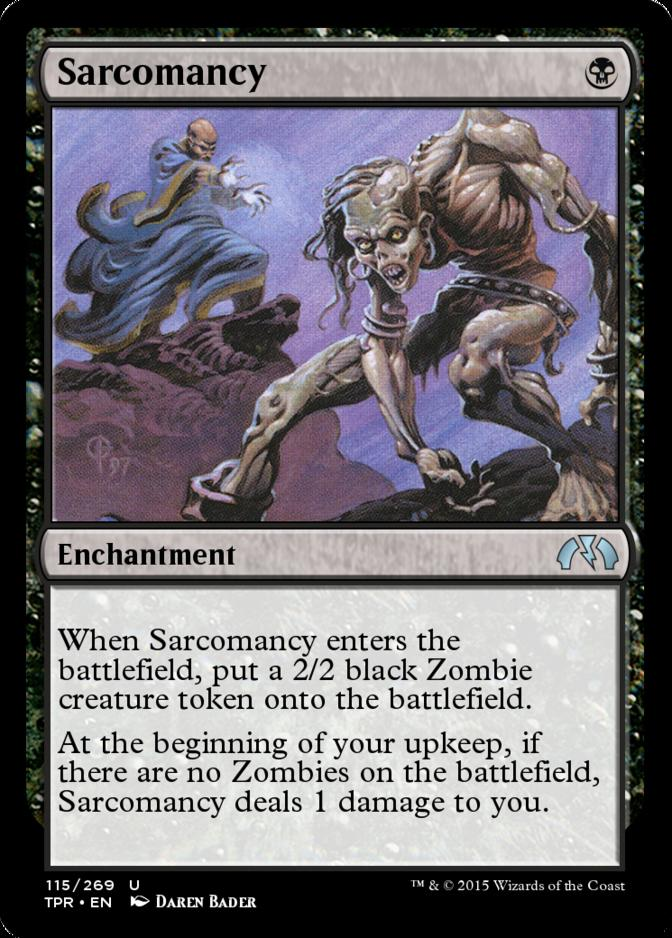 Sarcomancy [TPR] (F)