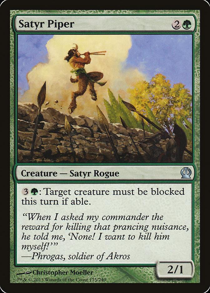 Satyr Piper [THS]