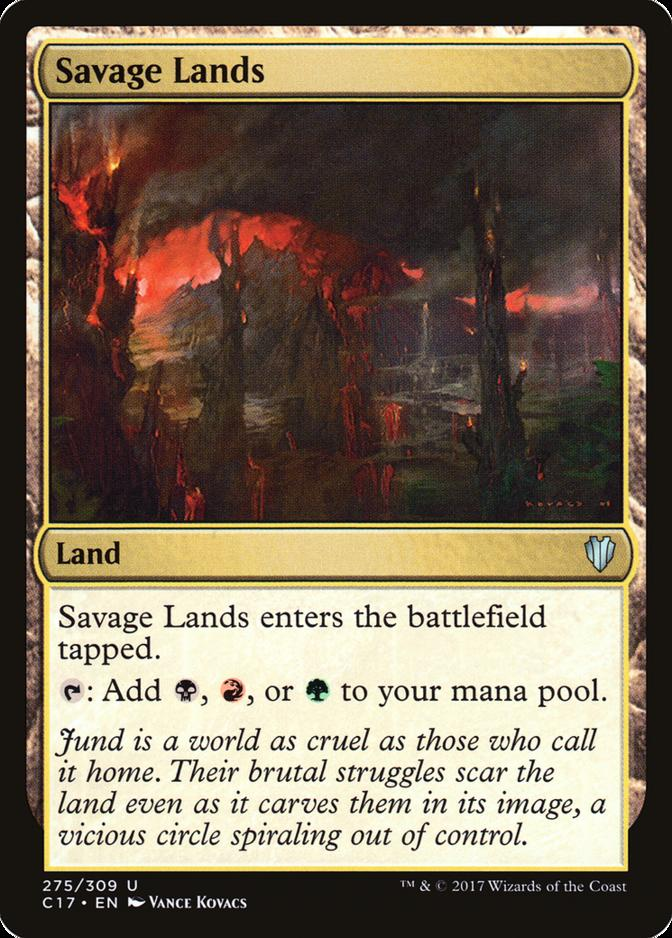 Savage Lands [C17]