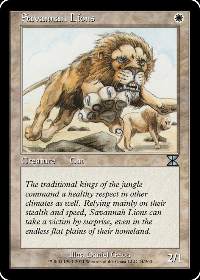 Savannah Lions [ME4]