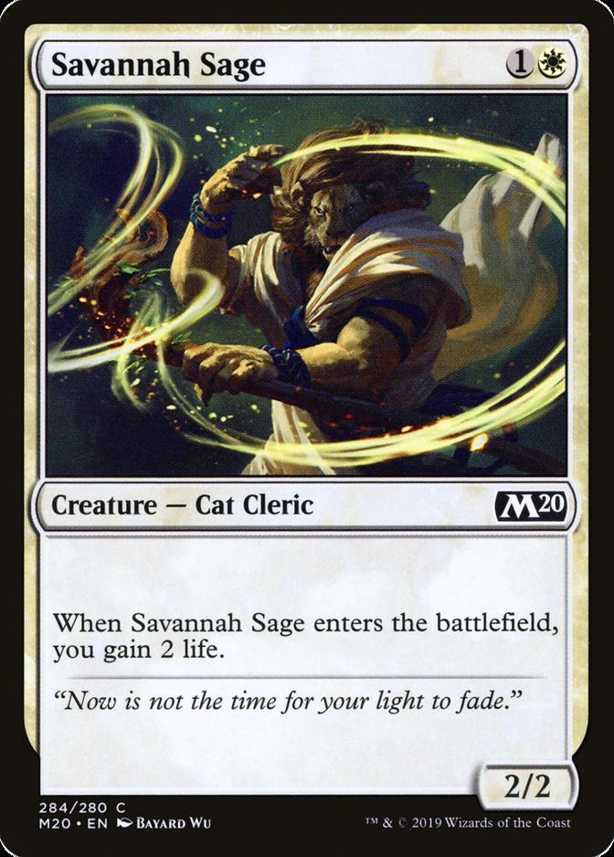 Savannah Sage [M20]