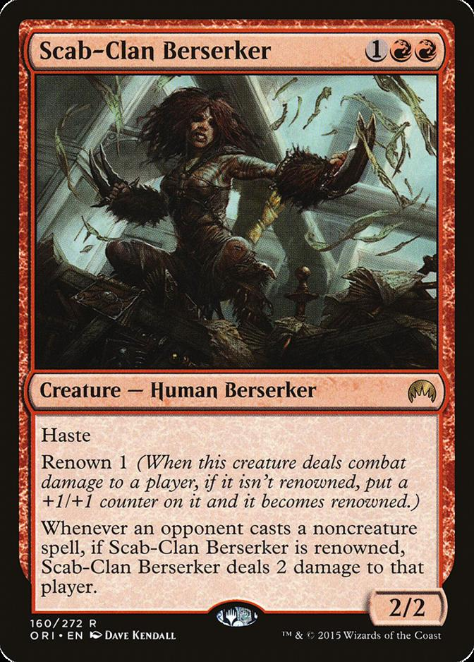 Scab-Clan Berserker [ORI]
