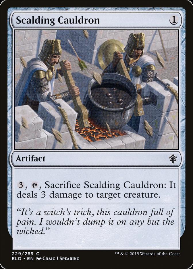 Scalding Cauldron [ELD]