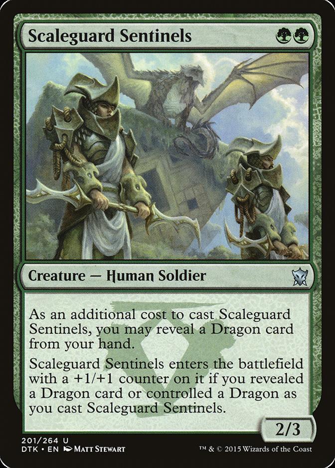 Scaleguard Sentinels [DTK]