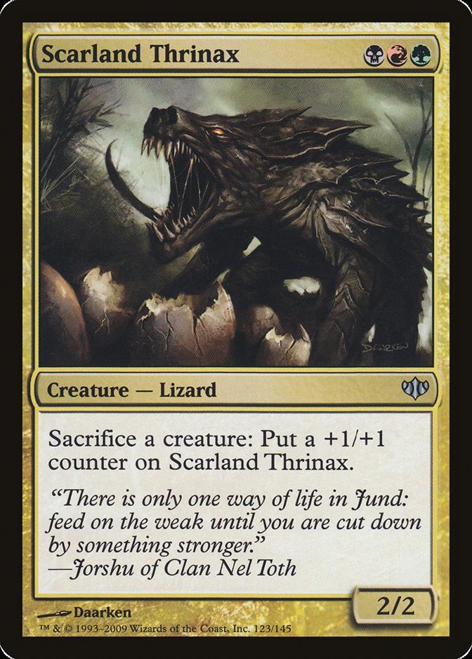 Scarland Thrinax [CON]