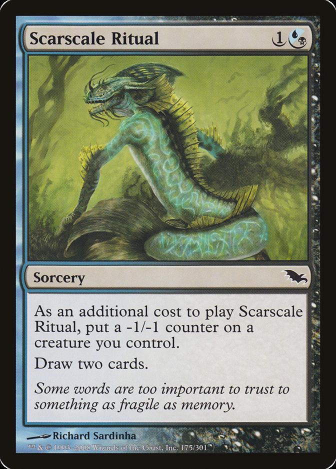 Scarscale Ritual [SHM]