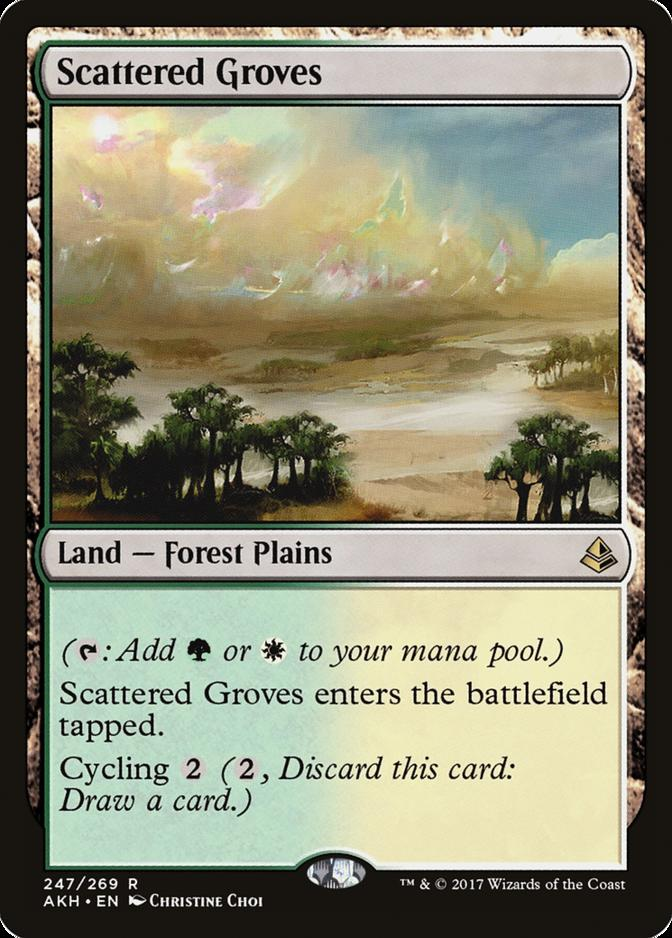 Scattered Groves [AKH]