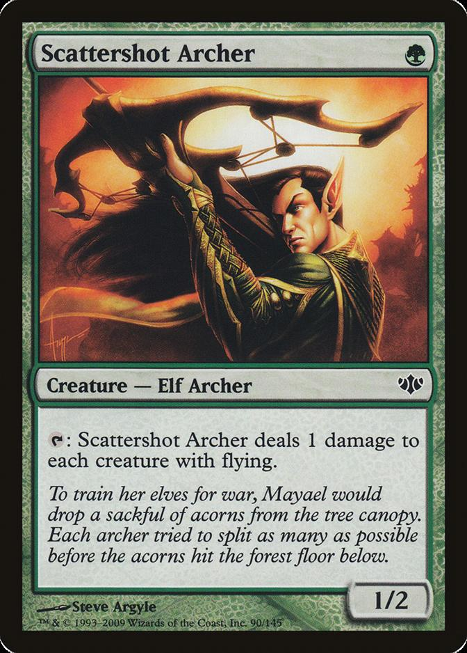 Scattershot Archer [CON]