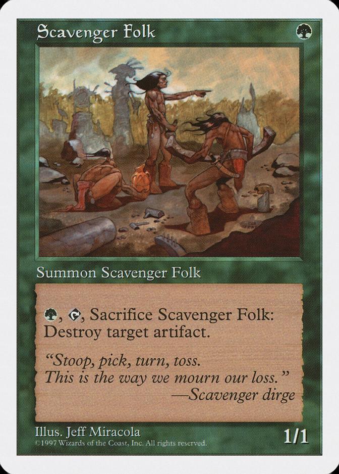 Scavenger Folk [5ED]