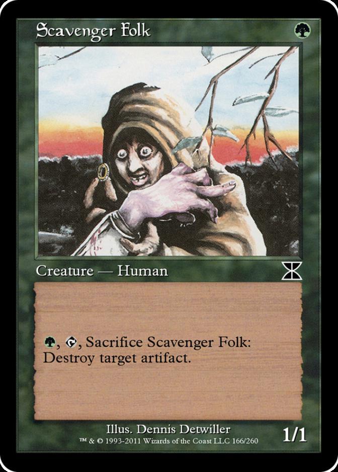 Scavenger Folk [ME4] (F)