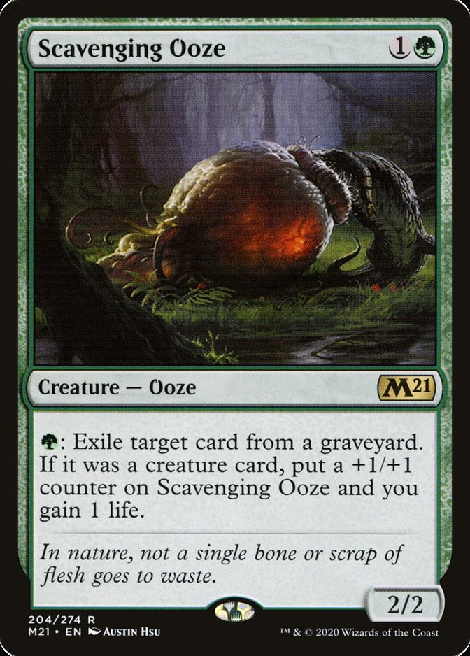 Scavenging Ooze [M21]