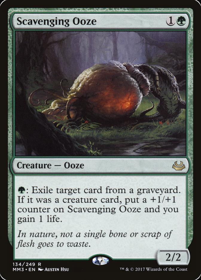 Scavenging Ooze [MM3]