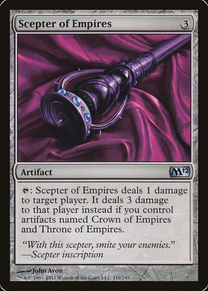 Scepter of Empires [M12]