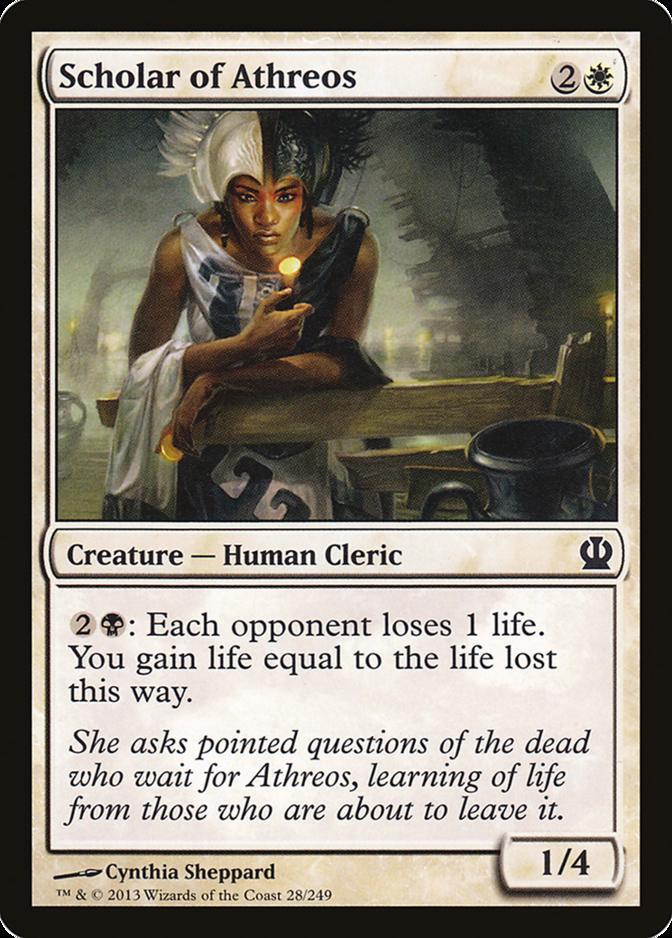Scholar of Athreos [THS]