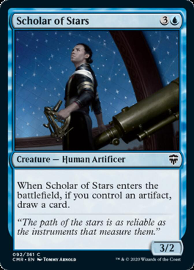 Scholar of Stars [CMR]