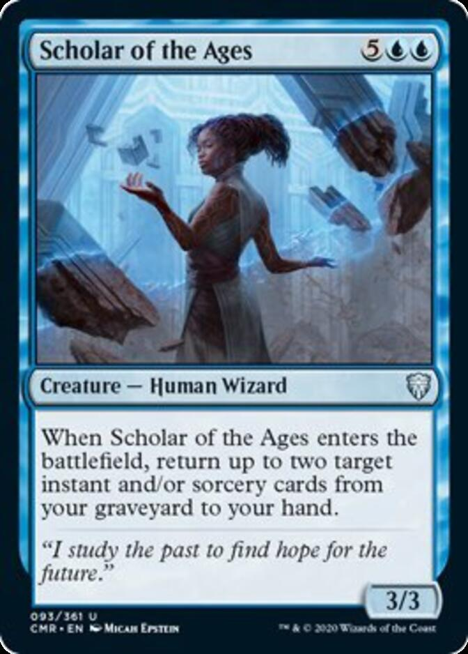 Scholar of the Ages [CMR]