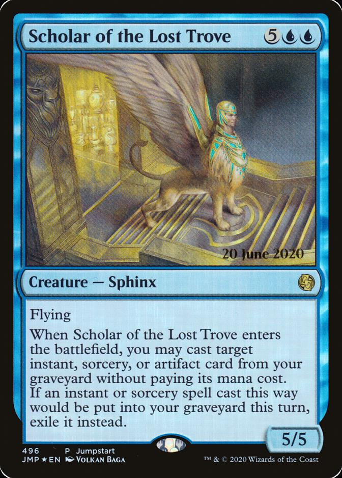 Scholar of the Lost Trove [JMP]