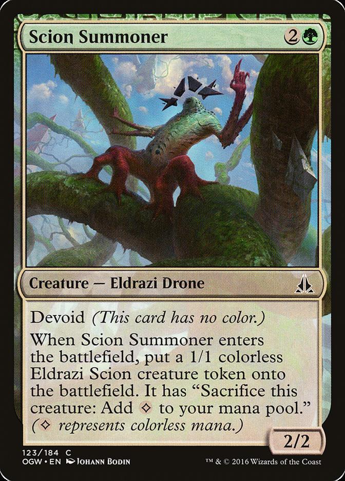 Scion Summoner [OGW]