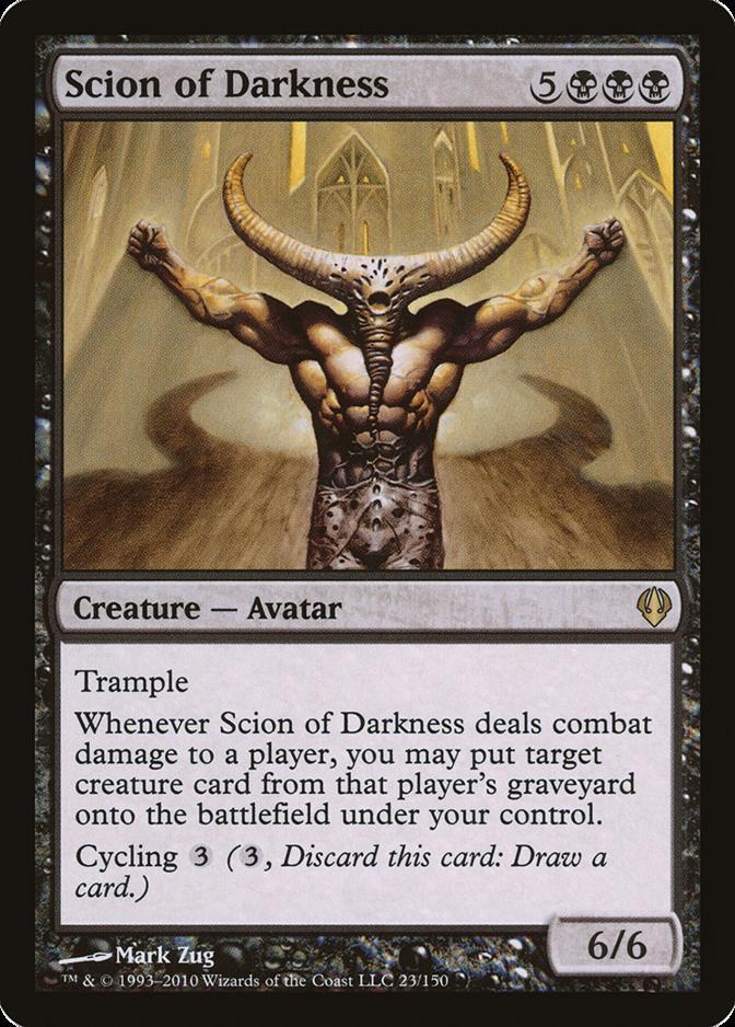 Scion of Darkness [ARC]