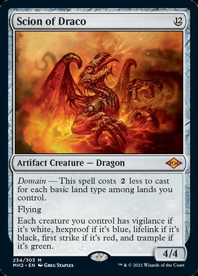 Scion of Draco [MH2]