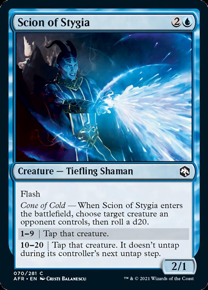 Scion of Stygia [AFR]