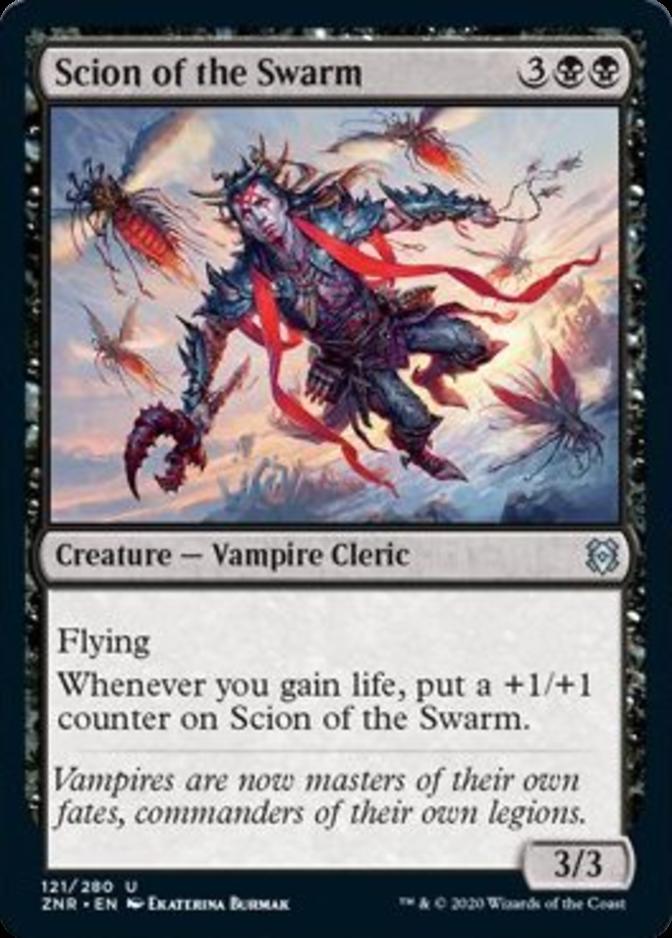 Scion of the Swarm [ZNR]