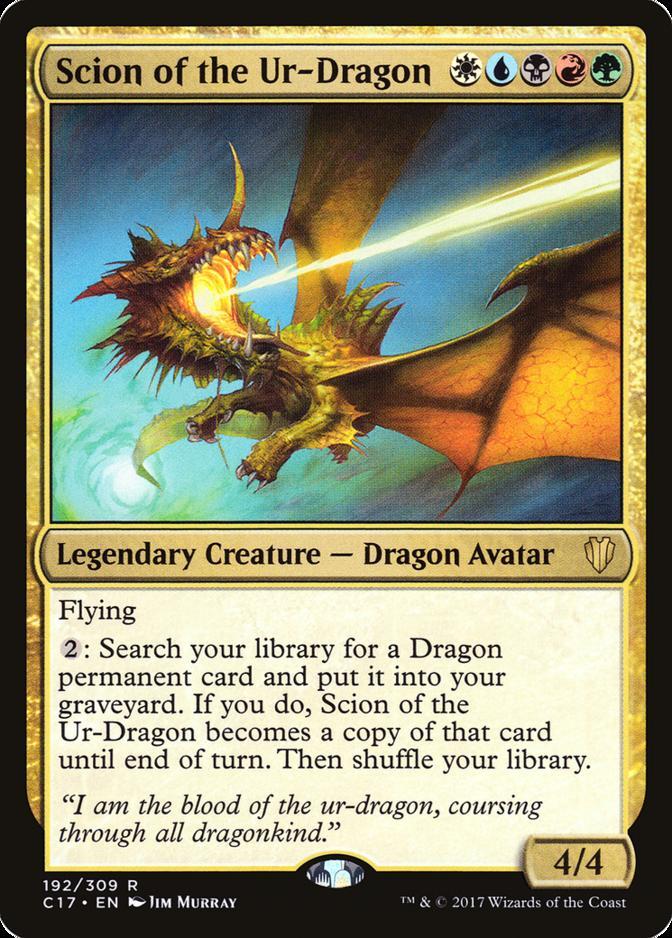 Scion of the Ur-Dragon [C17]