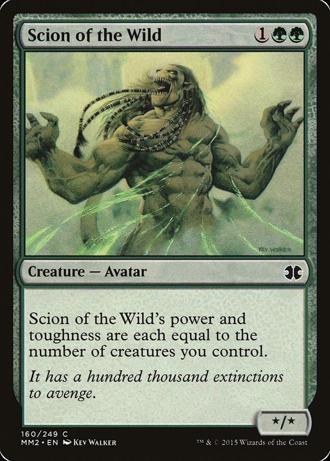 Scion of the Wild [MM2]