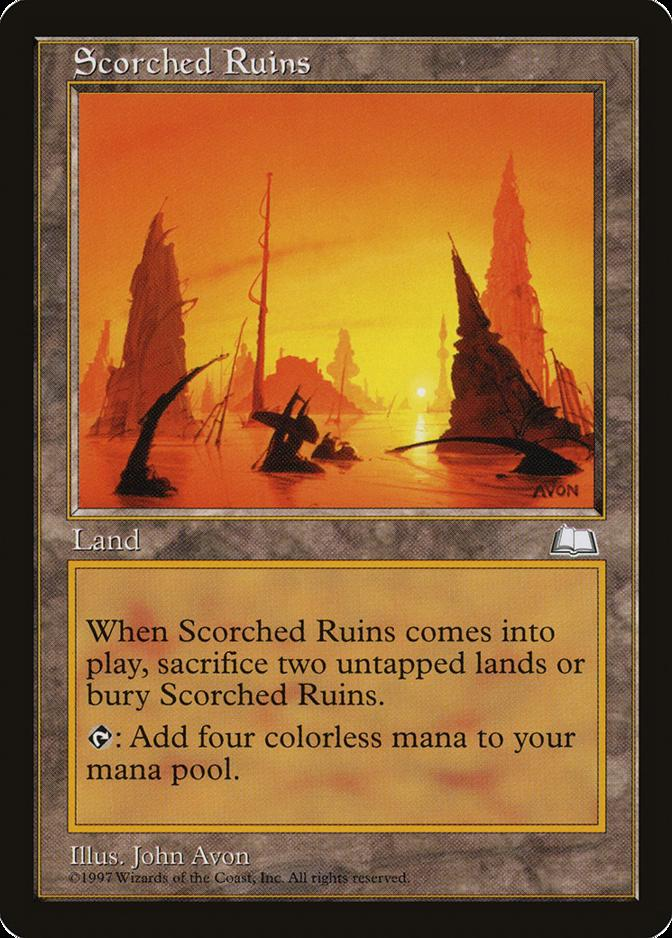 Scorched Ruins [WL]