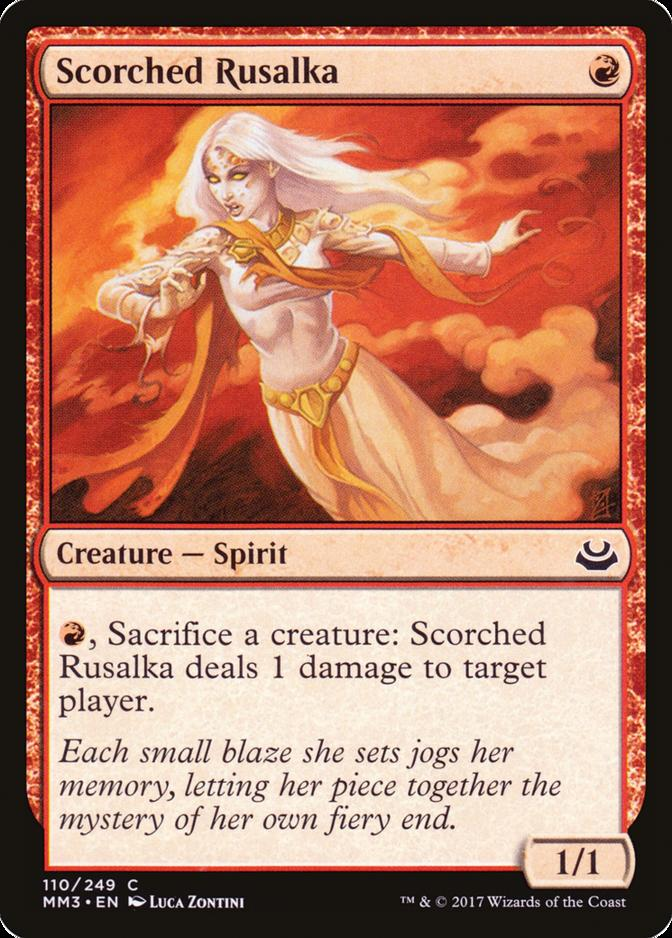 Scorched Rusalka [MM3]