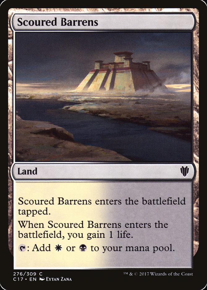Scoured Barrens [C17]