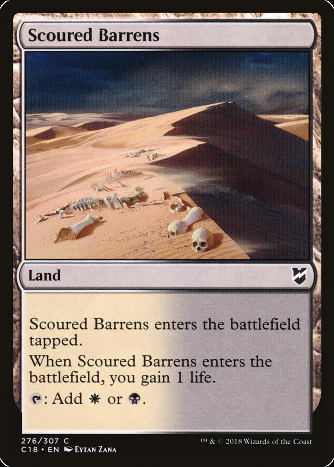 Scoured Barrens [C18]