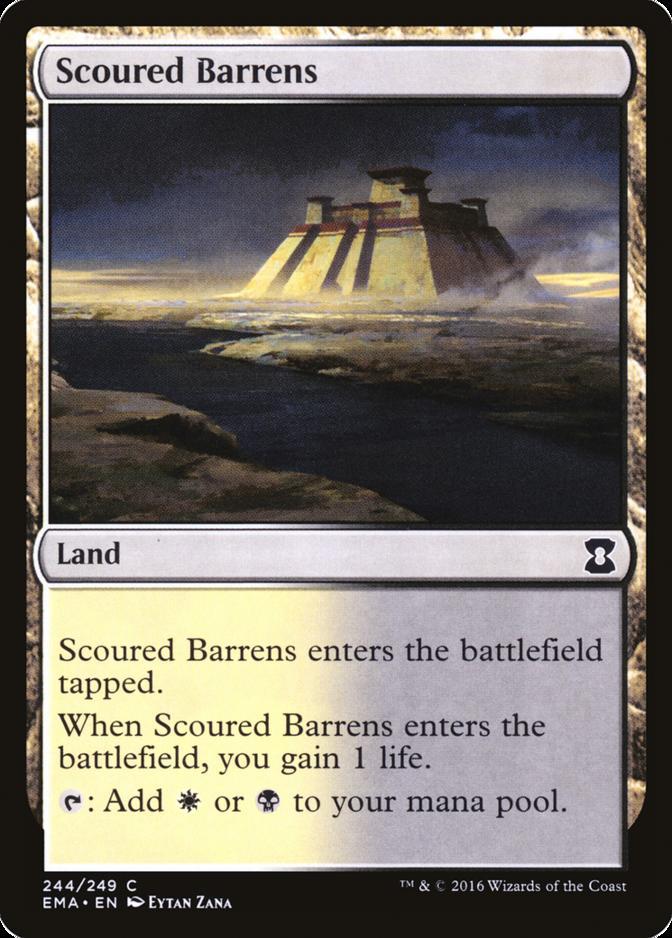 Scoured Barrens [EMA] (F)