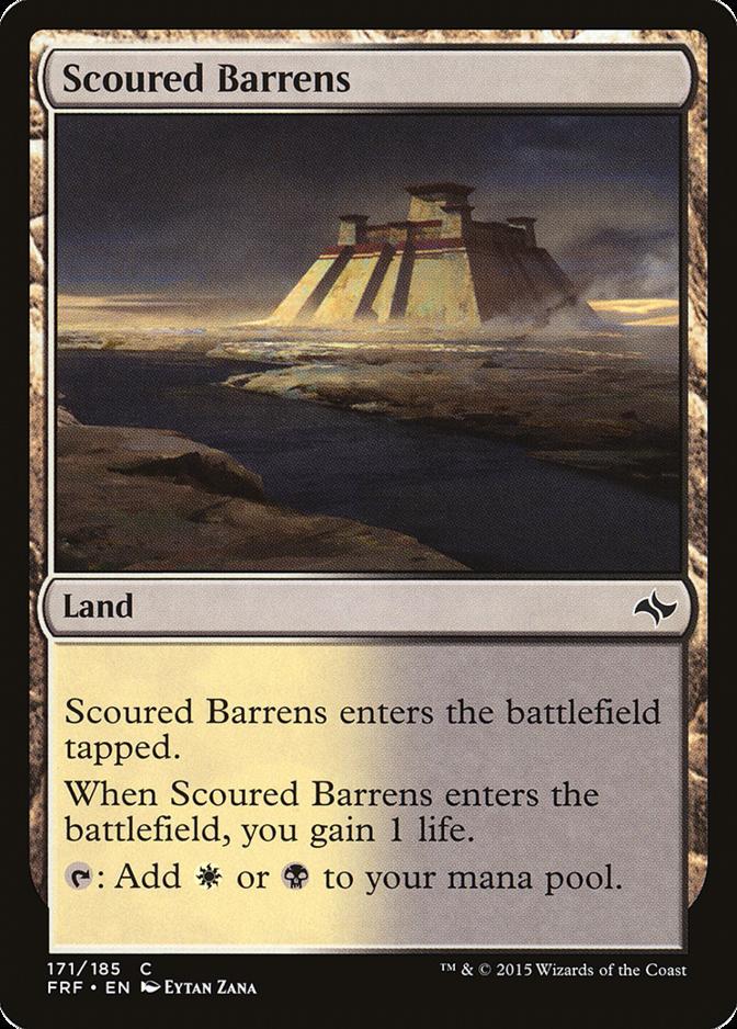 Scoured Barrens [FRF]