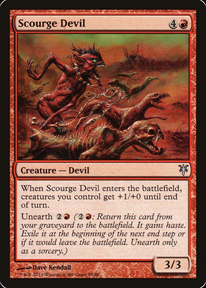 Scourge Devil [DDK]