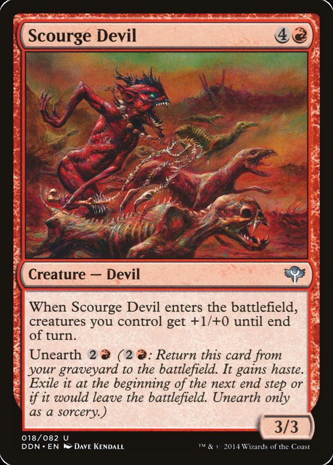 Scourge Devil [DDN]