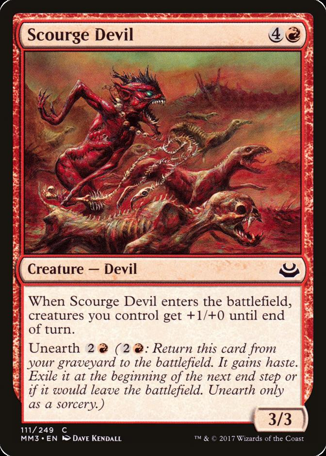 Scourge Devil [MM3]
