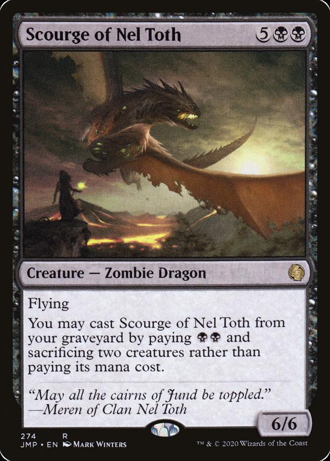 Scourge of Nel Toth [JMP]