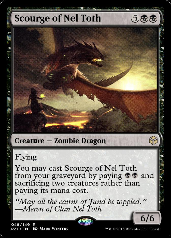 Scourge of Nel Toth [PZ1]