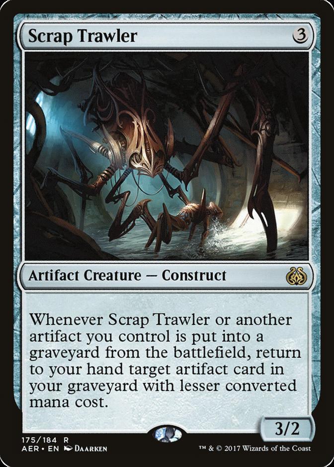 Scrap Trawler [AER]