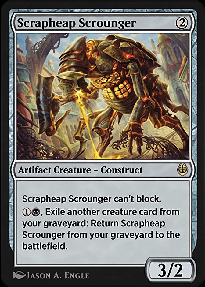 Scrapheap Scrounger [KLR]