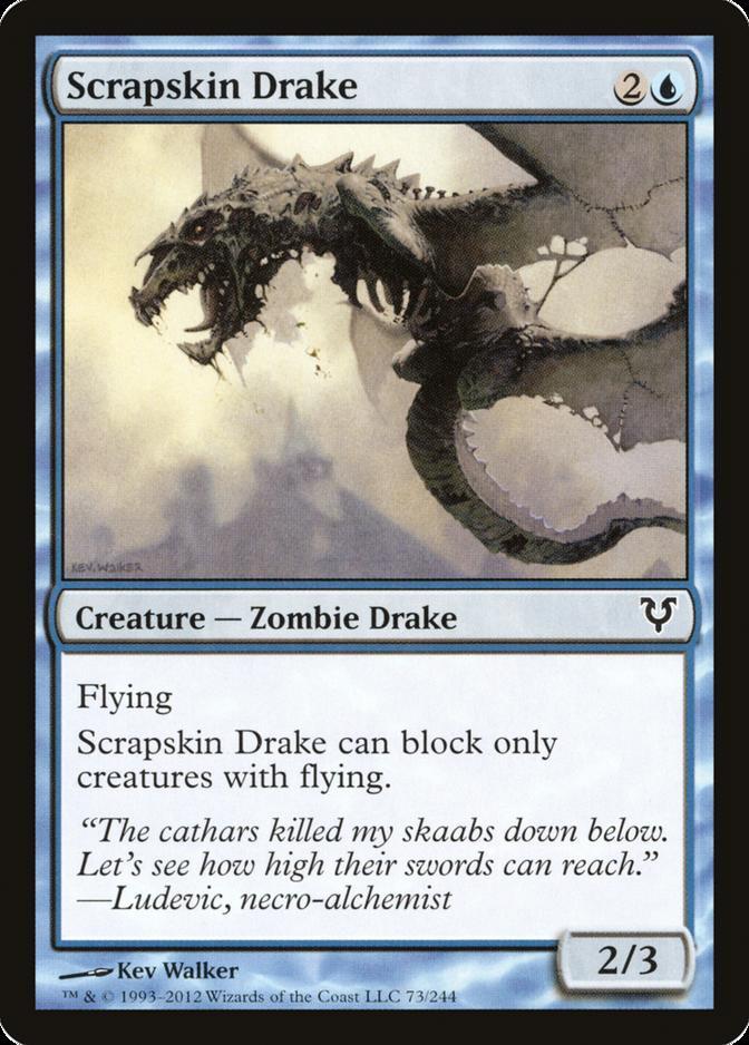 Scrapskin Drake [AVR]