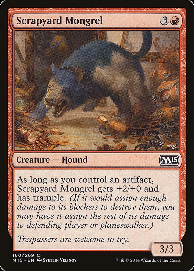 Scrapyard Mongrel [M15]